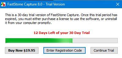 Download FastStone Capture - phần mềm chụp ảnh màn hình