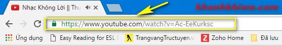 Cách tải video từ you tube về máy tính