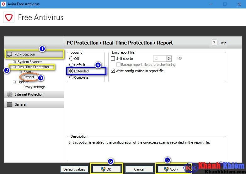 Tải Avira Free Antivirus 2017-07