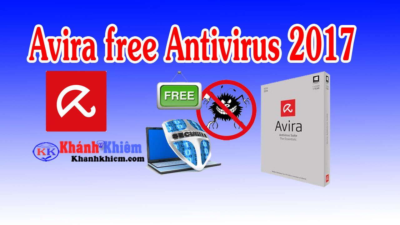 tải Avira Free Antivirus 2017- phần mềm diệt virus miễn phí tốt nhất