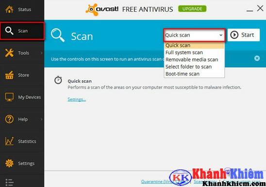 Tải Avast Free Antivirus - Phần mềm diệt virus miễn phí
