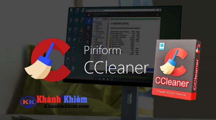 Tải CCleaner – Phần mềm dọn rác máy tính hiệu quả nhất
