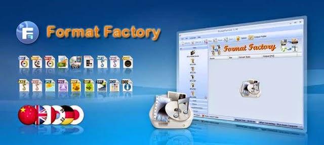 Tải Format Factory – Phần mềm chuyển đổi video, audio, hình ảnh