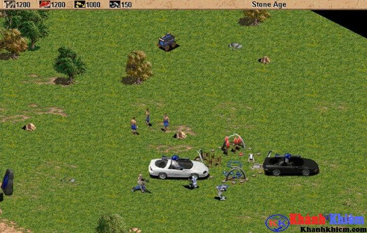tải game đế chế - tải aoe bản chuẩn
