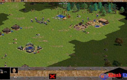 Link tải game đế chế bản chuẩn – Tải AOE 1 bản gốc