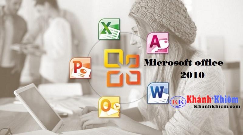 tải office 2010 - cách cài office 2010 chi tiết