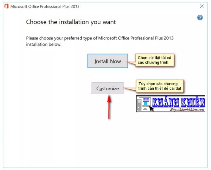 Link tải office 2013 - hướng dẫn cài đặt office 2013 chi tiết