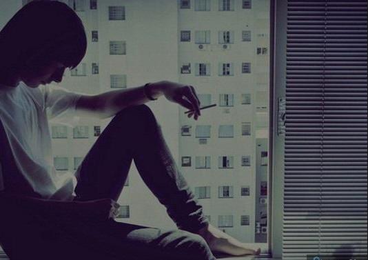 Hình ảnh buồn về cuộc sống