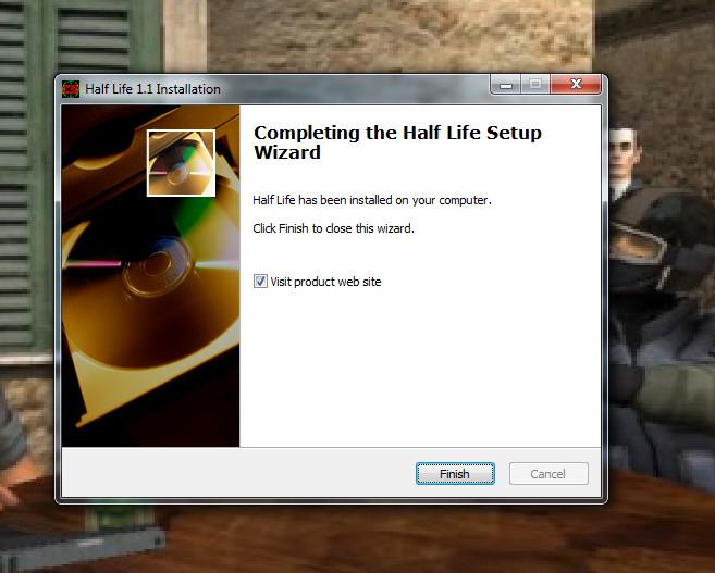 downloadhalf life 1.1 cho máy tính