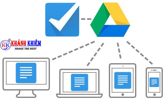 chức năng của google drive là gì