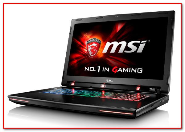 laptop chơi game msi