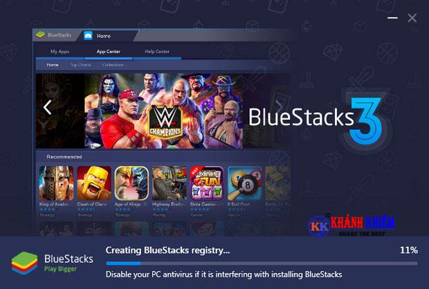 tải BlueStacks mới nhất - phần mềm giả lập android miễn phí 02