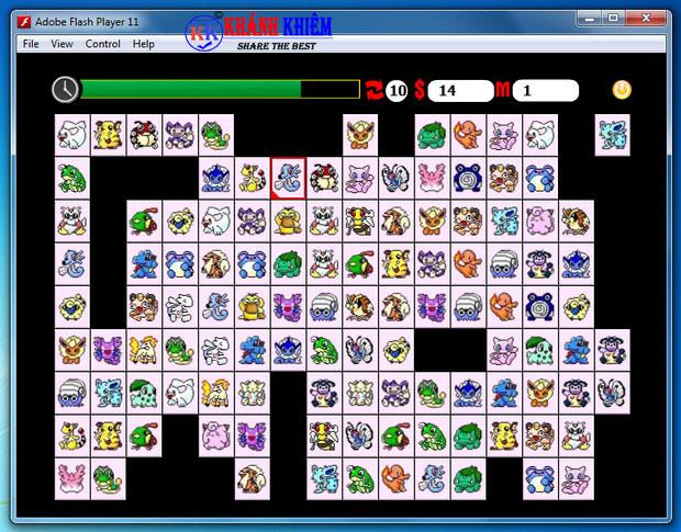tải game pikachu cổ điển cho máy tính 01