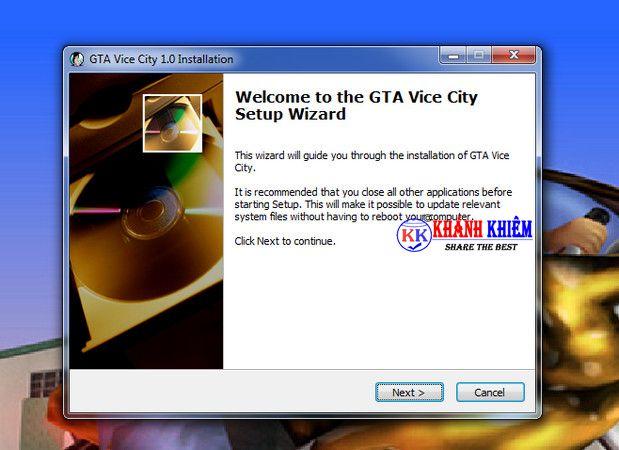 tải GTA vice city - cách cài đặt gta vice city 02