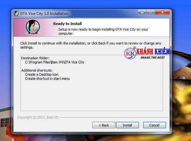 tải GTA vice city - cách cài đặt gta vice city 05