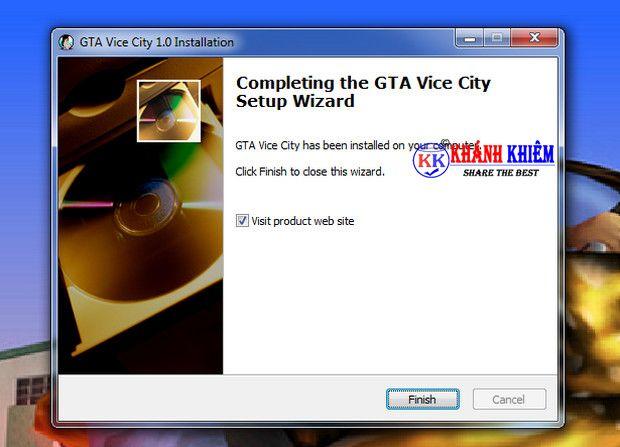 tải GTA vice city - cách cài đặt gta vice city 07