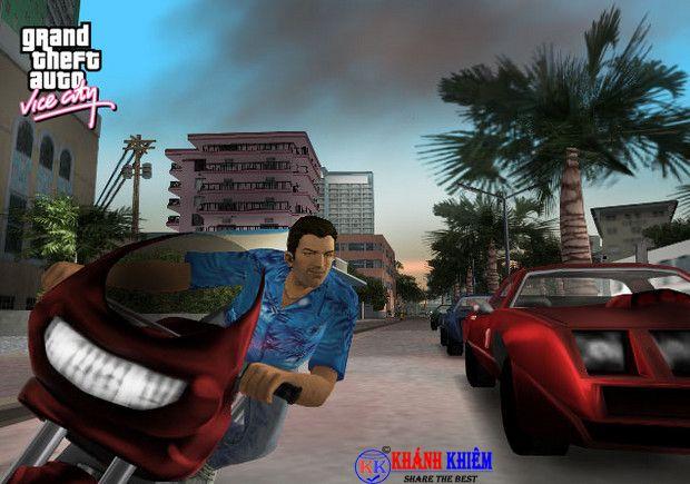 tải GTA vice city - tải cướp đường phố