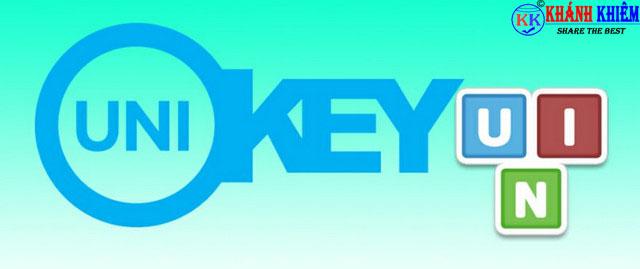 unikey - phần mềm thông dụng cho máy tính