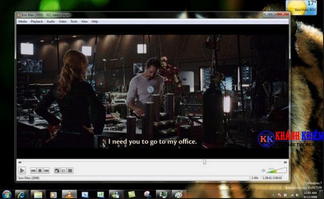 phần mềm xem phim nghe nhạc