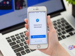 cách đăng xuất Messenger trên iphone