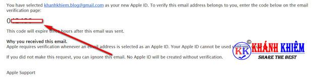 cách tạo id apple trên máy tính 04