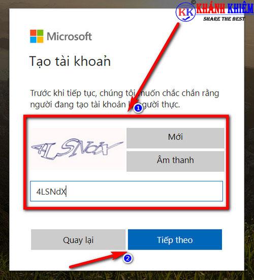 cách tạo tài khoản Microsoft - đăng ký tài khoản Microsoft 04