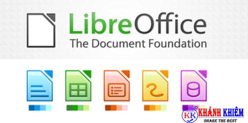 libre office - phần mềm miễn phí thay thế phần mềm bản quyền 01