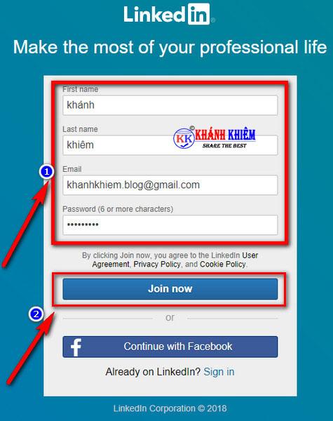linkedin là gì - cách đăng ký linkedin 01