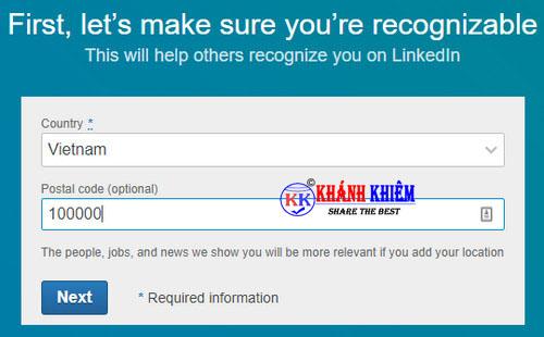 linkedin là gì - cách đăng ký linkedin 02