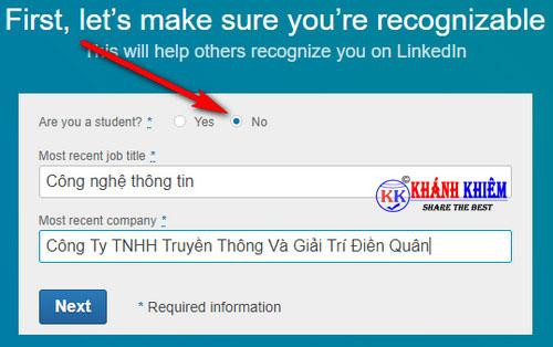 linkedin là gì - cách đăng ký linkedin 04