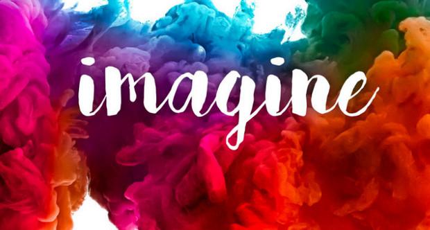 những câu slogan hay của các hãng công nghệ - Imagine – Hãy tưởng tượng