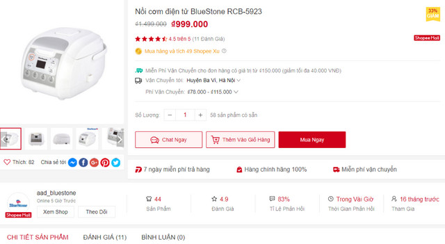 mã giảm giá shopee - Những lưu ý khi mua hàng trên shopee