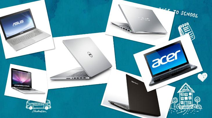 Tư vấn chọn mua laptop cho sinh viên