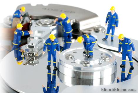 cách kiểm tra tình trạng ổ cứng