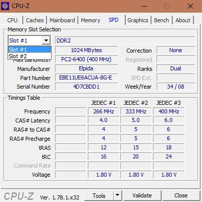 Cách kiểm tra cấu hình máy tính với phần mềm CPU-Z 006