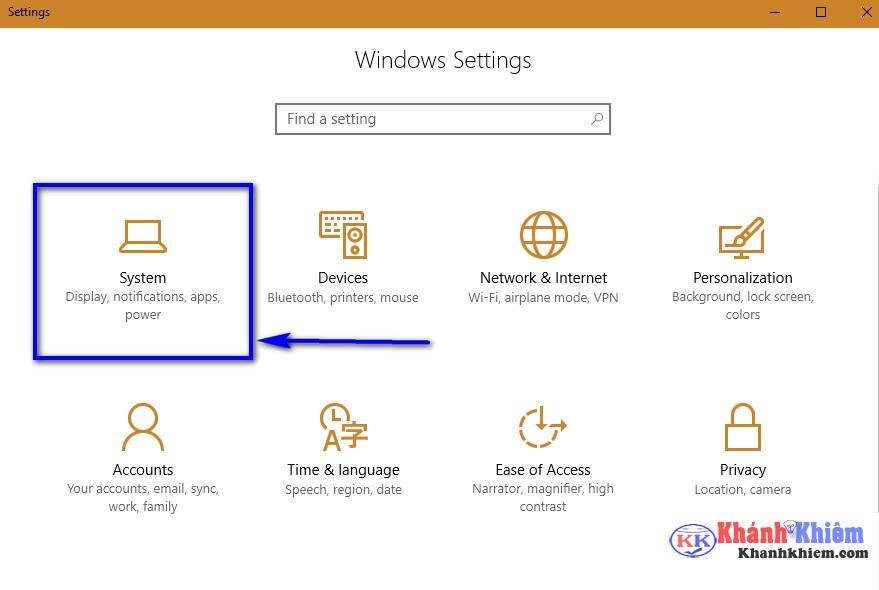 02-Cách thay đổi trình duyệt mặc định trên windows 10