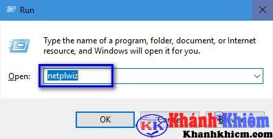 Cách tắt màn hình đăng nhập trên windows 10