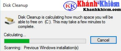 Cách xóa thư mục windows.old 06