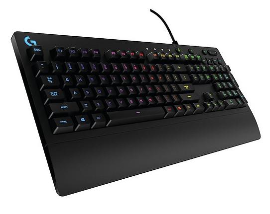 chọn mua bàn phím cơ giá rẻ Logitech G213 Prodigy