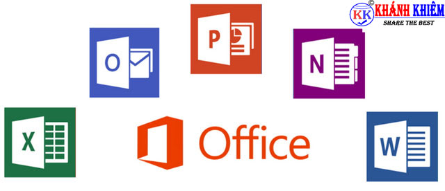 microsoft office - phần mềm thông dụng cho máy tính