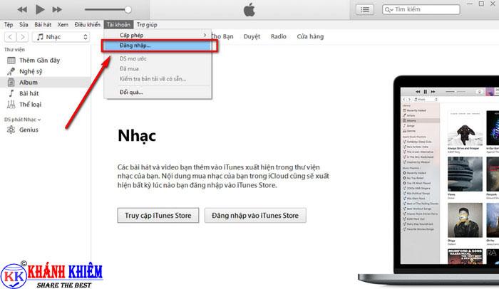 cách tạo id apple trên máy tính 06