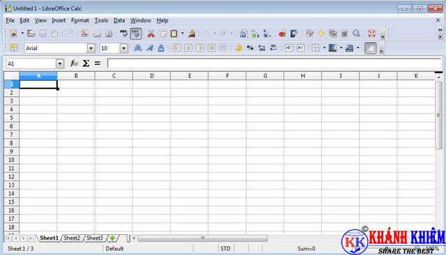 libre office - phần mềm miễn phí thay thế phần mềm bản quyền 02