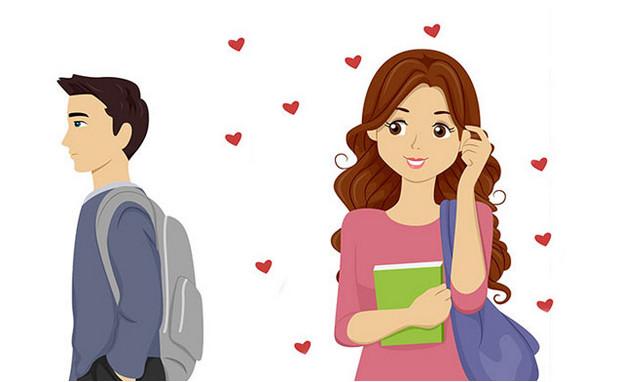 dấu hiệu nhận biết crush thích bạn
