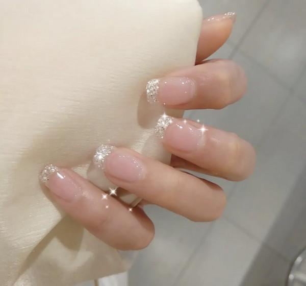mẫu nail đẹp cho người yêu 001