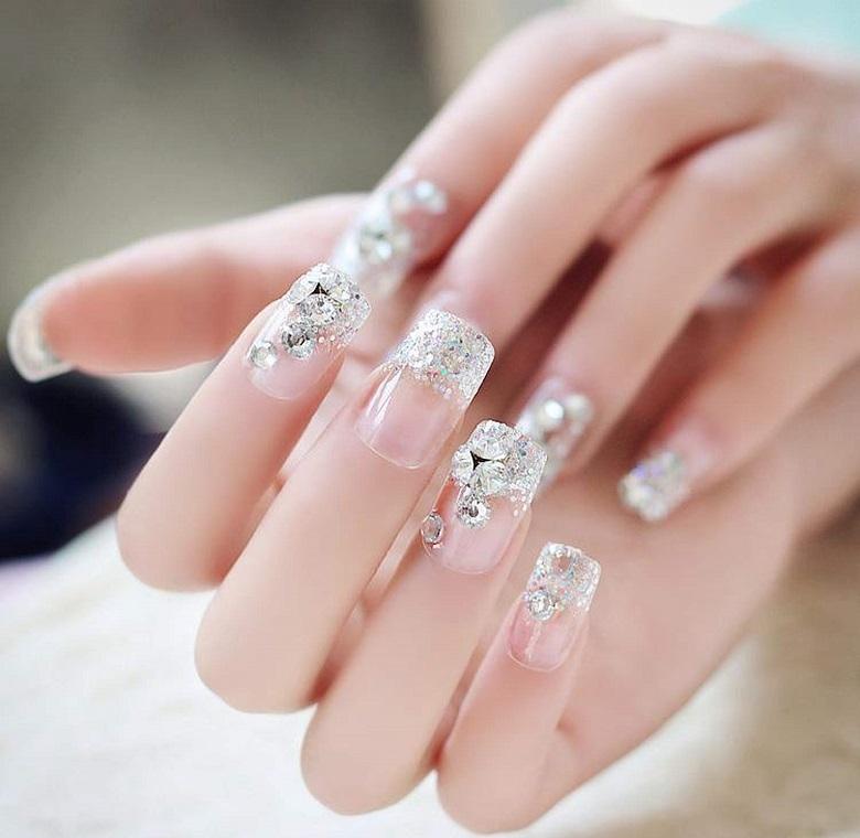 mẫu nail đẹp cho người yêu 002