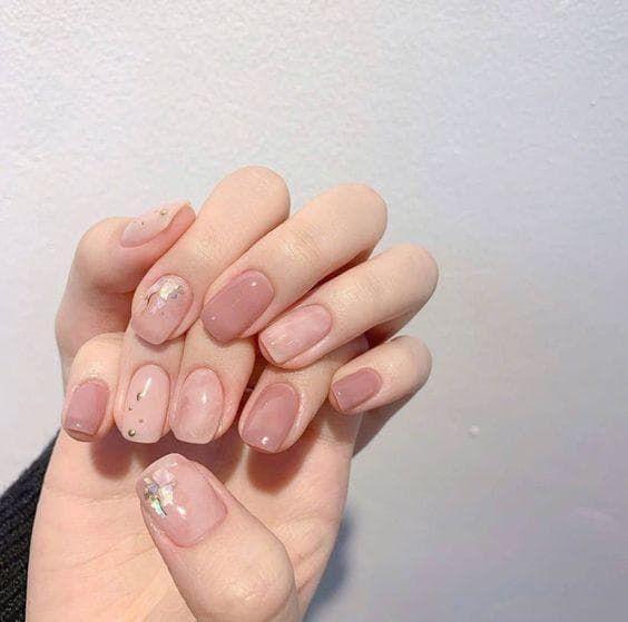 mẫu nail đẹp cho người yêu 003