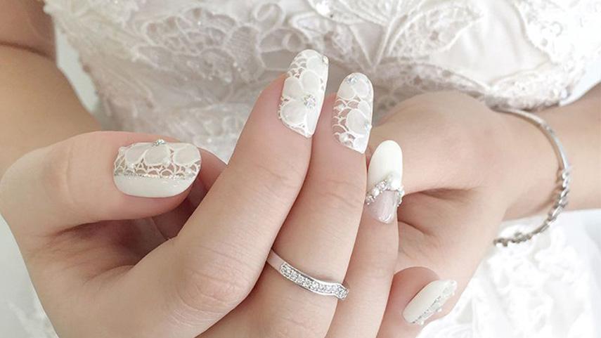 mẫu nail đẹp cho người yêu 005