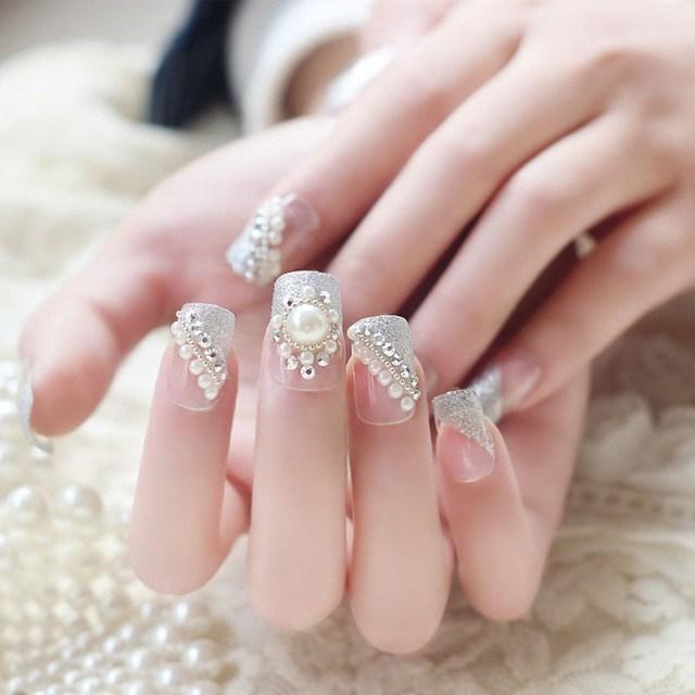 mẫu nail đẹp cho người yêu 008