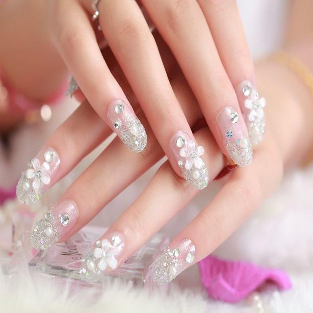 mẫu nail đẹp cho người yêu 011