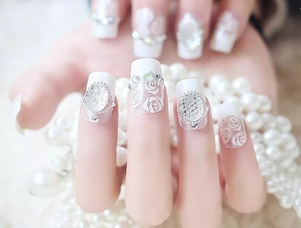 mẫu nail đẹp cho người yêu 018